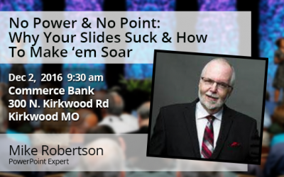 April 29th – 1 Day Hands On Workshop with Mike Robertson: No Power & No Point