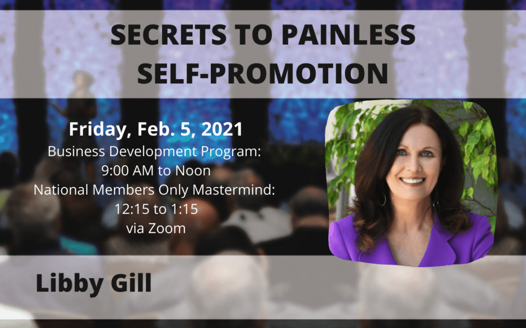 NSA St. Louis February Monthly Speaker Libby Gill